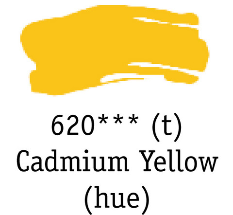 DR System 3 acrylic 500ml 620 Cadmium yellow (hue)