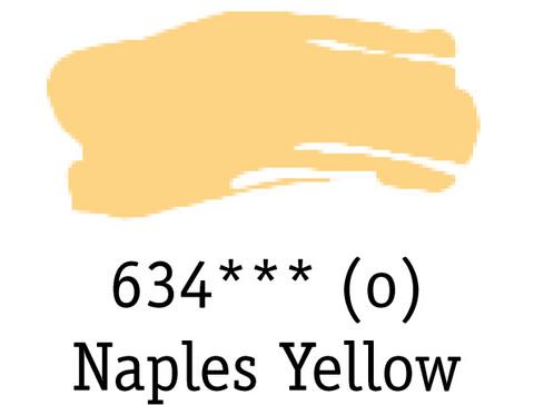 DR System 3 acrylic 500ml 634 Naples yellow