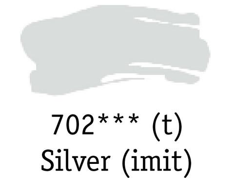 DR System 3 acrylic 500ml 702 Silver (hue)