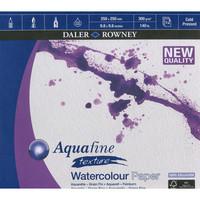 Vesivärilehtiö DR Aquafine 25x25cm puolikarkea 300g 12 sivua
