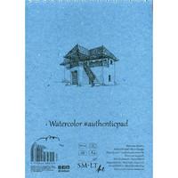 Vesivärilehtiö SMLT A4 puolikarkea 280g 35 sivua