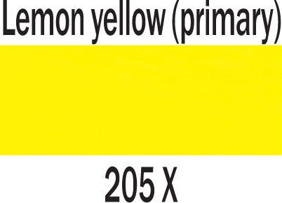 Ecoline Brushpen 205LEMON YELLOW