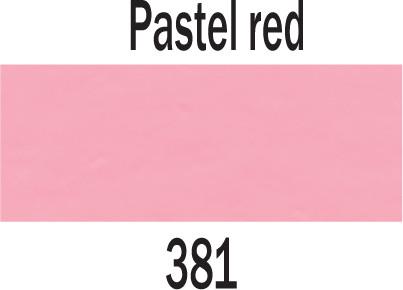Ecoline Brushpen 381 PASTEL RED