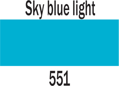 Ecoline Brushpen 551 SKY BLUE LIGHT