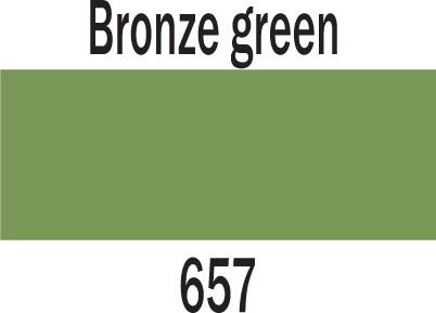 Ecoline Brushpen 657 BRONZ GREEN
