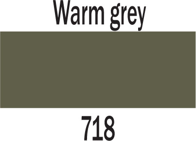 Ecoline Brushpen 718 WARM GREY