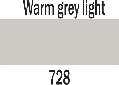 Ecoline Brushpen 728 WARM GREY LIGHT