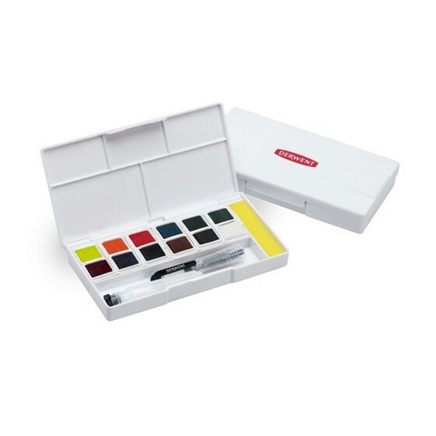 Inktense Pan travel set #2