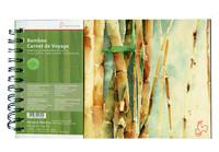 Sekatekniikkalehtiö Hahnemühle Bamboo 15,3x 25cm 265gm 15 sivua