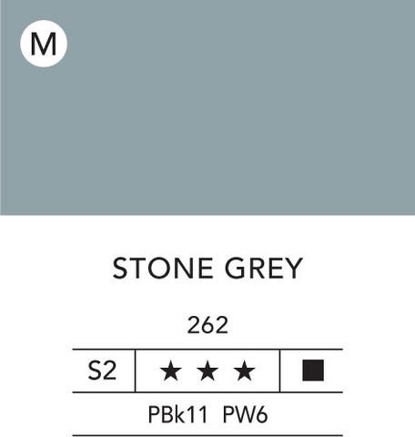 L&B Flashe Acrylic 80ml 262 Stone grey