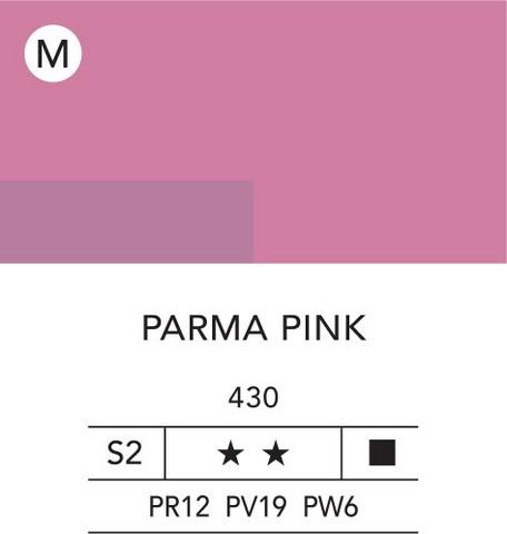 L&B Flashe Acrylic 80ml 430 Parma pink