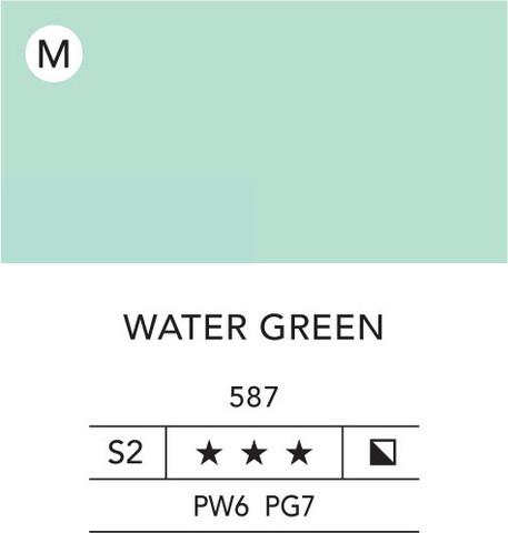 L&B Flashe Acrylic 80ml 587 Water green