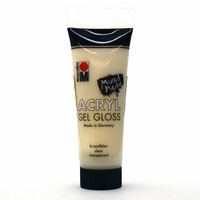 Marabu acryl gel gloss 100ml