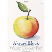 Dekorima Akvarellilehtiö A4 180g/m2 - 20 arkkia