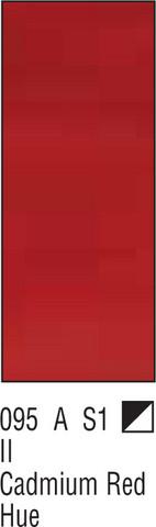 W&N Galeria 60ml 095 Cadmium red hue