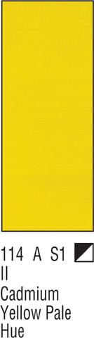 W&N Galeria 60ml 114 Cadmium yellow pale hue
