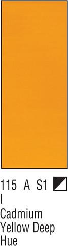 W&N Galeria 60ml 115 Cadmium yellow deep hue