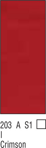 W&N Galeria 60ml 203 Crimson