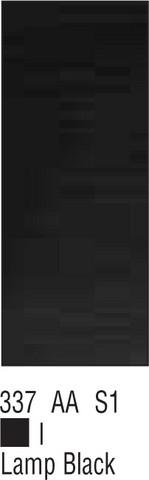 W&N Galeria 60ml 337 Lamp black