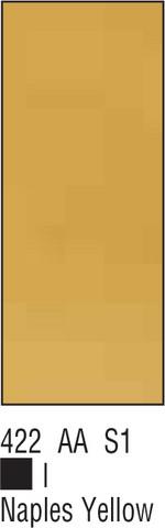 W&N Galeria 60ml 422 Naples yellow