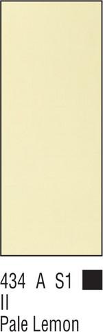 W&N Galeria 60ml 434 Pale lemon