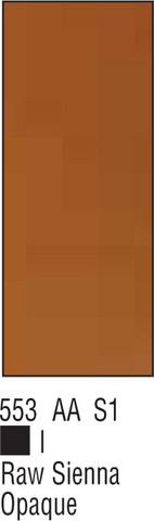 W&N Galeria 60ml 553 Raw sienna opaque