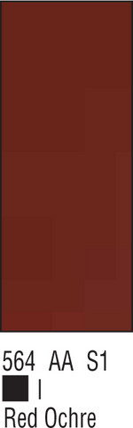 W&N Galeria 60ml 564 Red Ochre