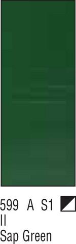 W&N Galeria 60ml 599 Sap green