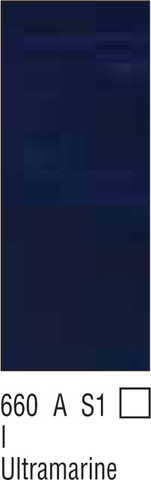W&N Galeria 60ml 660 Ultramarine