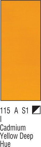 W&N Galeria 500ml 115 Cadmium yellow deep hue