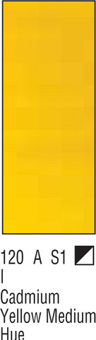W&N Galeria 500ml 120 Cadmium yellow med hue