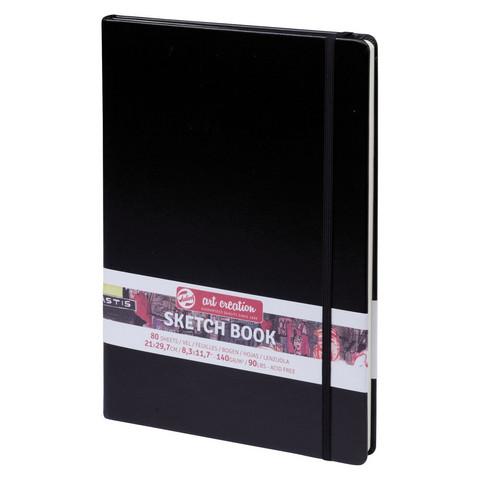 Luonnoslehtiö AC Sketch Book A4 140g 80 sivua