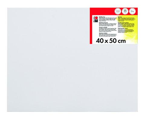Marabu kangaspahvipohja 40x50cm