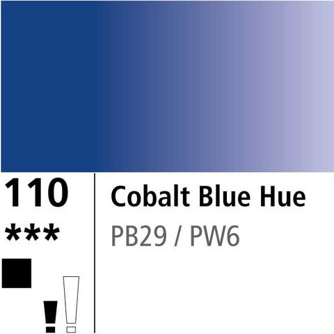 DR Aquafine Gouache 110 15ml Cobalt Blue Hue