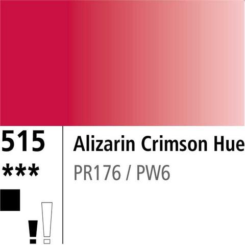 DR Aquafine Gouache 515 15ml Alizarin Crimson