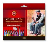 Kohinoor Mondeluz Art 24 vesivärikynää