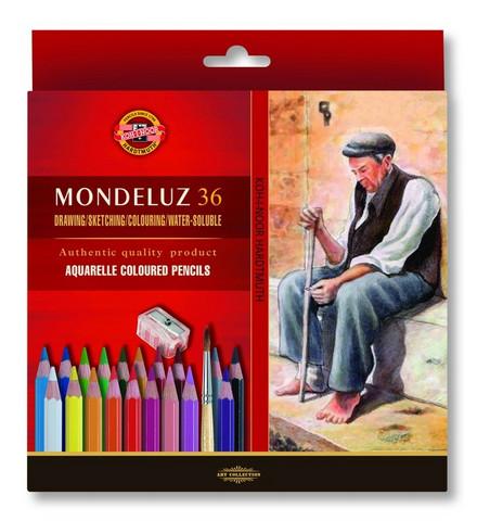 Kohinoor Mondeluz Art 36 vesivärikynää