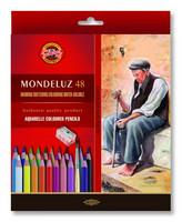 Kohinoor Mondeluz Art 48 vesivärikynää