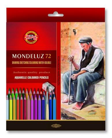 Kohinoor Mondeluz Art 72 vesivärikynää