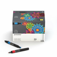 Promarker Super Big Box 96 tussia