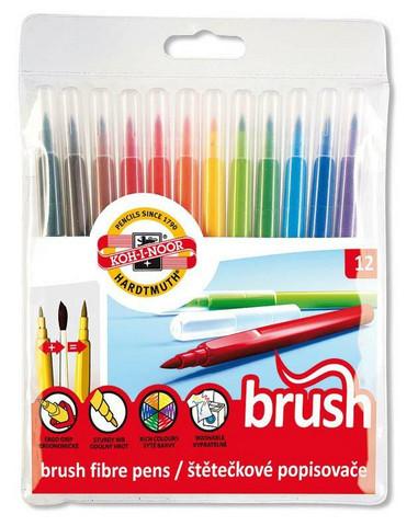 Kohinoor Brush 12 sivellinhuopakynää