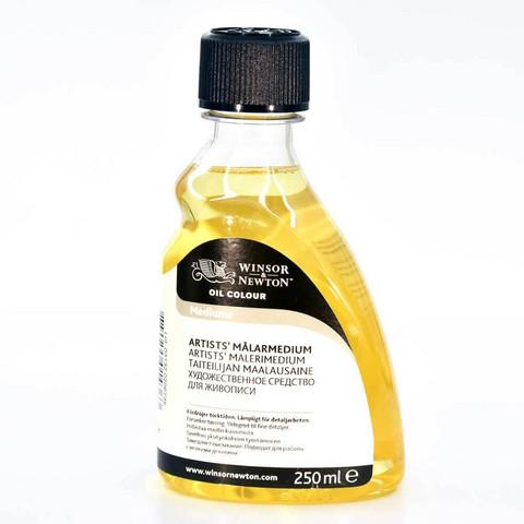W&N maalausaine öljyväreille 250ml
