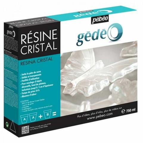 Pebeo Crystal Resin valuhartsi 750ml