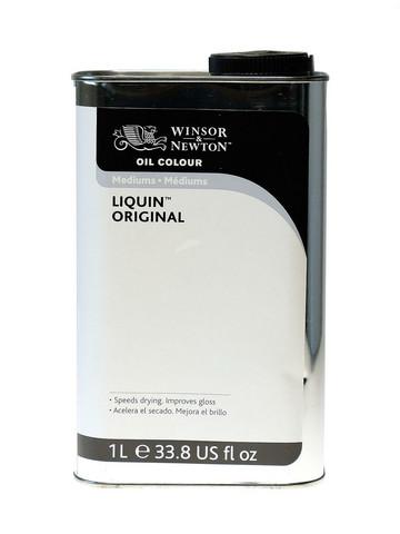 Liquin original lasyyrimaalausaine 1000ml W&N
