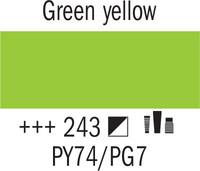 Amsterdam 20ml 243 Vihertävän keltainen