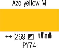 Amsterdam 20ml 269 Keltainen azo medium