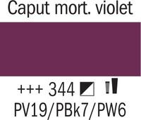 Amsterdam 20ml 344 Caput mortuum violet