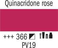 Amsterdam 20ml 366 Quinacridonen ruusu