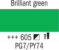 Amsterdam 20ml 605 Kirkas vihreä