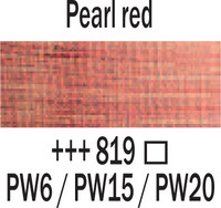 Amsterdam 20ml 819 Helmiäis punainen